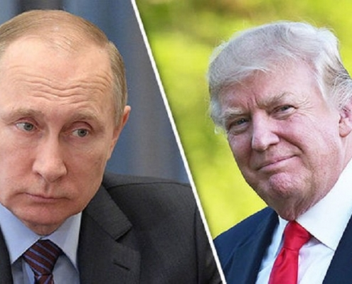 Escalation of Tensions between the US and Russia