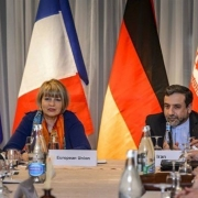 Nuclear Talks and Drafting Comprehensive Agreement