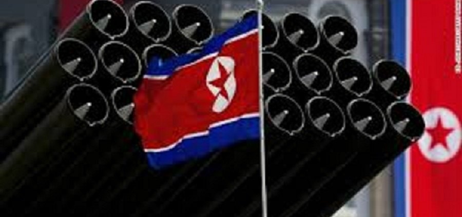 North Korean Crisis the Difficulty of a Particular Route of Power Projection