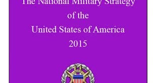 The 2015 National Military Strategy of the USA