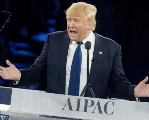 Zionist Regime and Donald Trump's US
