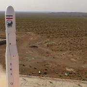 Iran's Military satellite