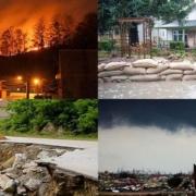 بلایای طبیعی و امنیت ملی