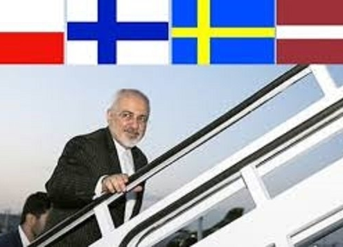The Expansion of Iran's Relations with the Northern and Eastern Europe; a Balancing Factor