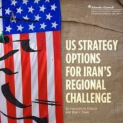 US Strategy Options for Iran's Regional Challenge